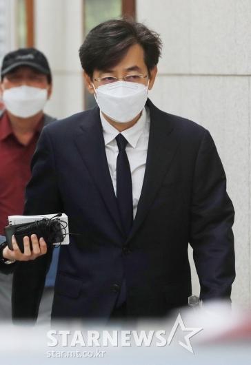 '불법 촬영' 김성준 전 앵커, 징역 6월 집행유예 2년[★포토]