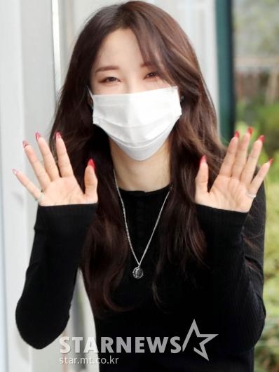 전지윤 '예쁜 눈웃음' [★포토]