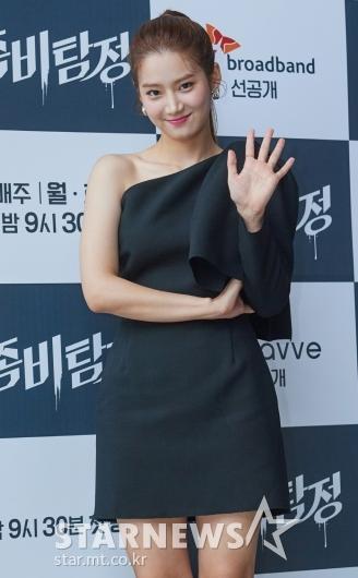 박주현 '인사도 예쁘게'[★포토]