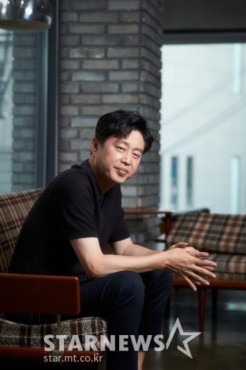 포즈 취하는 영화 '담보' 김희원[★포토]
