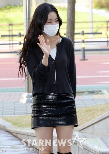 구구단 하나 '팬들에게도 미소 방긋'[★포토]