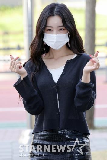 구구단 하나 '싱그러운 하트와 미소' [★포토]