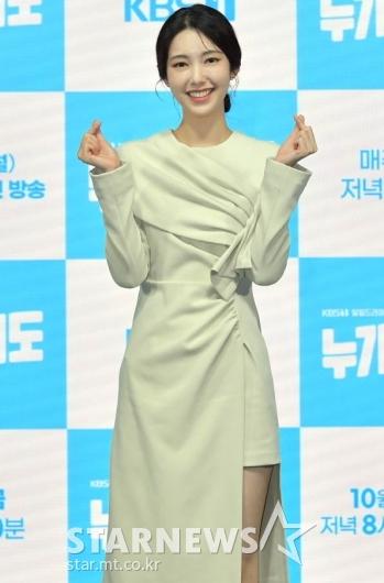 나혜미 '더 예뻐진 미모' [★포토]