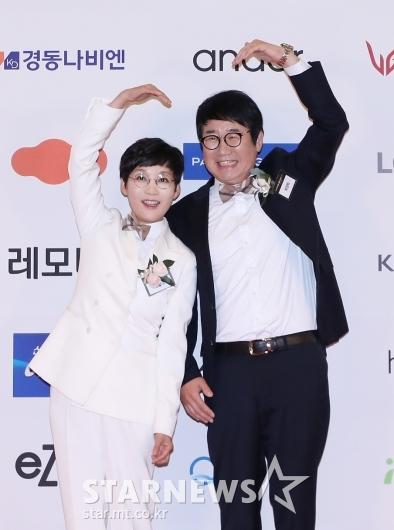 팽현숙-최양락 '우리가 베스트커플'[★포토]