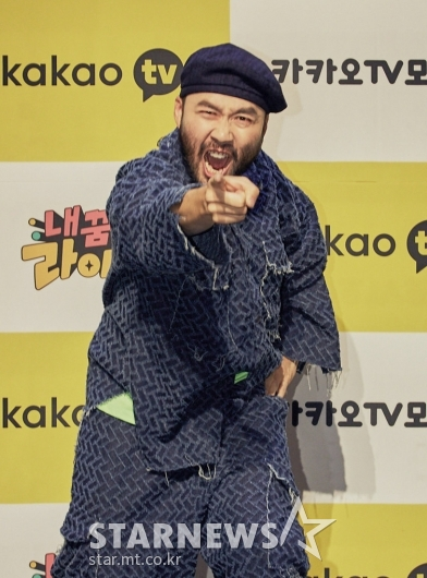 노홍철 '카카오TV 보세요!'[★포토]