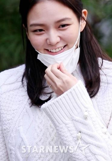 이솜 '수줍은 미소' [★포토]