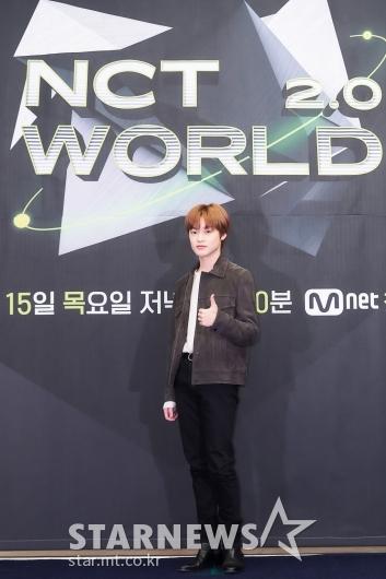 천러 'NCT 월드 최고!'[★포토]