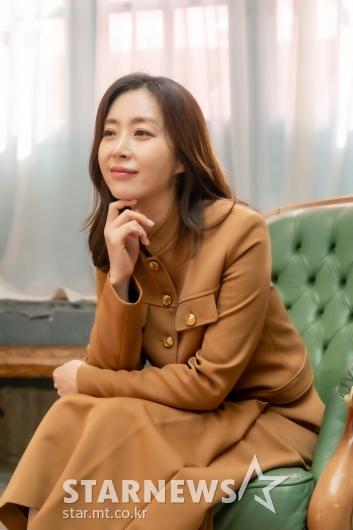 송윤아 '푸근한 미소'[★포토]