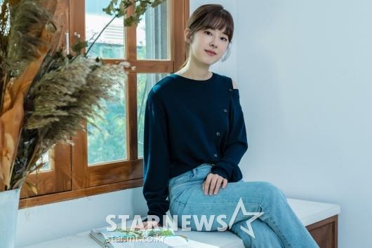 박혜수 '오늘 컬러는 블루'[★포토]