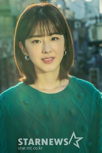 박혜수 '가을 햇살 아래'[★포토]