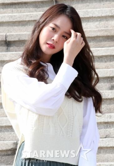 한승연 '눈부신 청순미모' [★포토]