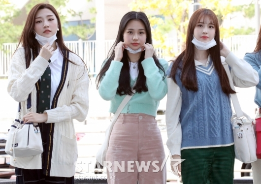 박소은-지한-이재희 '청순한 매력의 소녀들' [★포토]