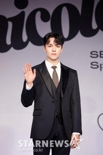 버논 '할리우드 배우 비주얼'[★포토]