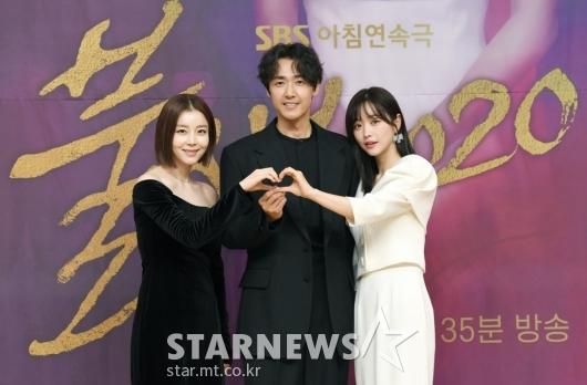 박영린-이재우-홍수아 '불새2020, 사랑해주세요'[★포토]