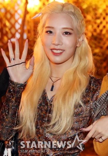 이달의소녀 김립 '금발이 매력적이네!' [★포토]