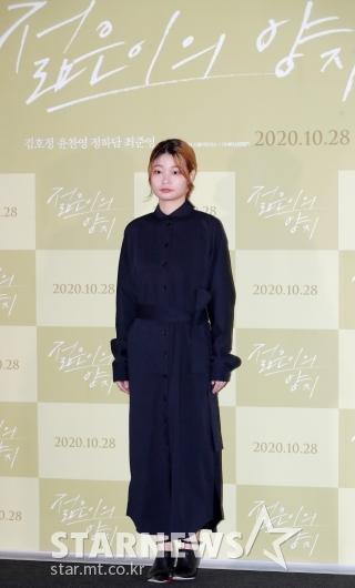 포즈 취하는 배우 정하담[★포토]
