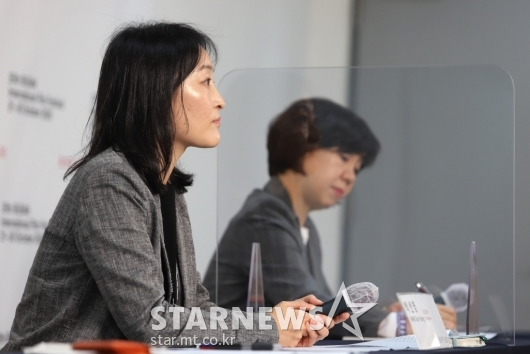 25회 부산국제영화제 갈라프리젠테이션 '트루마더스' 기자회견[★포토]