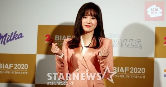 구혜선 'BIAF 심사위원이에요!' [영상]