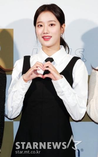에이프릴 이나은 'BIAF 홍보대사의 미모' [★포토]