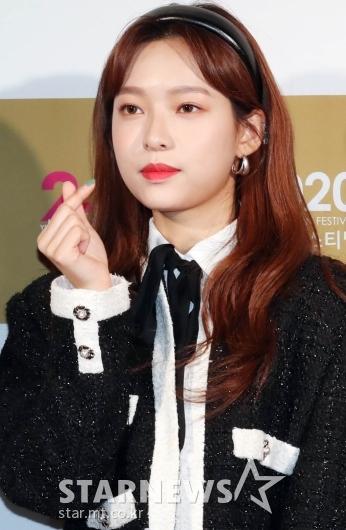 에이프릴 양예나 '귀여운 미모' [★포토]