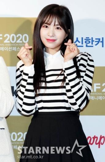 에이프릴 김채원 '상큼+청순 미모' [★포토]