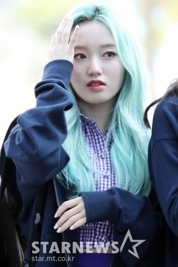 이달의소녀 고원 '청순한 백옥피부' [★포토]
