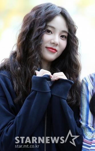 이달의소녀 진솔 '사랑스런 미소' [★포토]