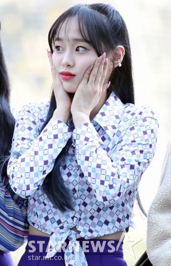 이달의소녀 츄 '귀여운 표정'[★포토]