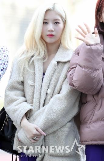 이달의소녀 김립 '사랑스런 금발미녀' [★포토]