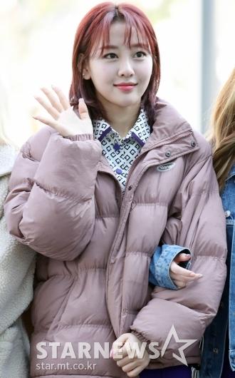 이달의소녀 이브 '초롱초롱한 미모' [★포토]