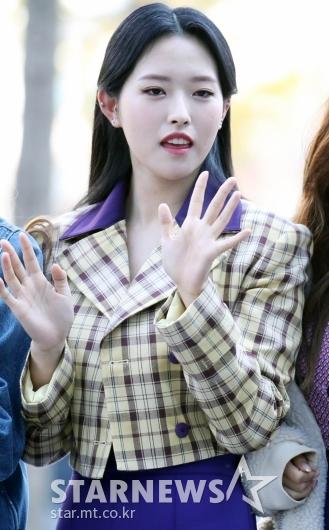 이달의소녀 올리비아혜 '미모가 청순청순'[★포토]