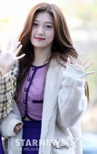 이달의소녀 최리 '사랑스런 미소' [★포토]