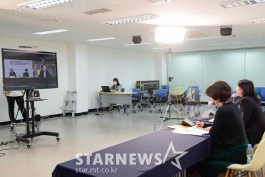 25회 BIFF 갈라프레젠테이션 '스파이의 아내' 온라인 기자회견[★포토]