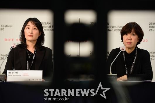 '스파이의 아내' 온라인 기자회견 개최[★포토]