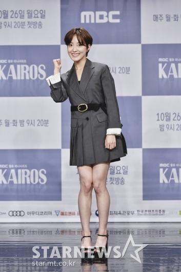 이세영 '깜찍 화이팅'[★포토]