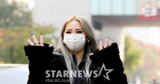 CL '카리스마 출근길' [영상]