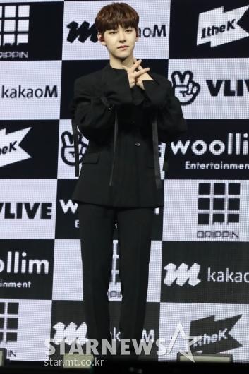 드리핀 김동윤 '귀여운 외모가 장점이에요!' [★포토]