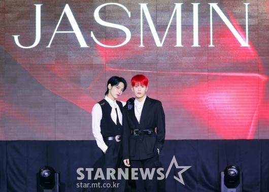 JBJ95, 4번째 미니앨범 '자스민'으로 컴백[★포토]