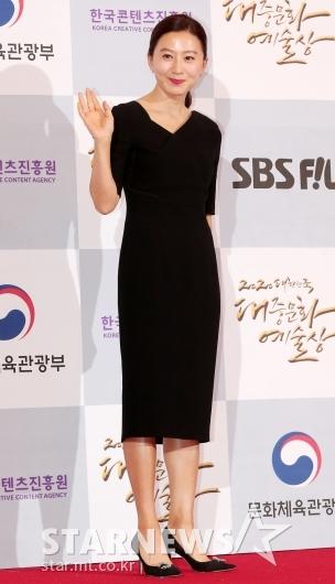 김희애 '언제나 리즈 미모'[★포토]