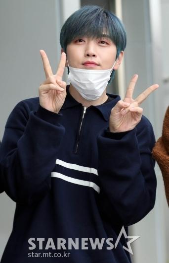 B1A4  산들 '사랑스런 미소' [★포토]