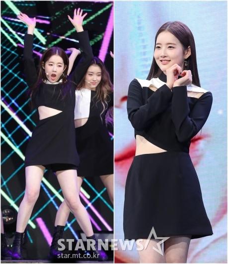 '박남정 딸' 스테이씨 시은, 미모+재능 그대로 유전[★화보]