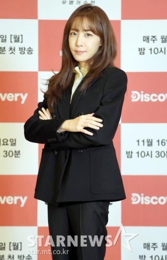 김이나 '반짝이는 미모'[★포토]