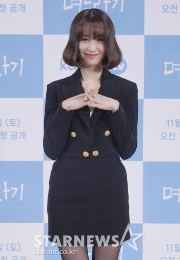 박하선 '깜찍한 며느라기'[★포토]