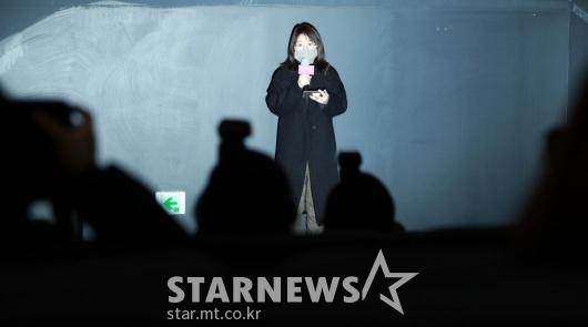영화 '잔칫날' 기자회견 최소[★포토]