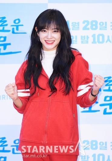 김세정 '주멋맛은 빨간맛!'[★포토]