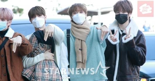 BAE173 '아침부터 안구정화~' [영상]
