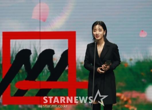 이주영, 2020 AAA 배우 부문 아이콘상 수상[★포토]