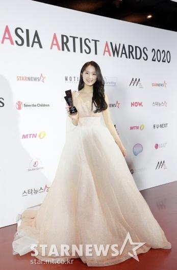 김혜윤 '아름다운 드레스 자태'[★포토]