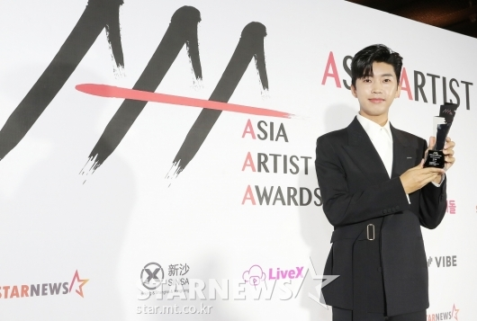 임영웅 'AAA 최애돌 인기상'[★포토]