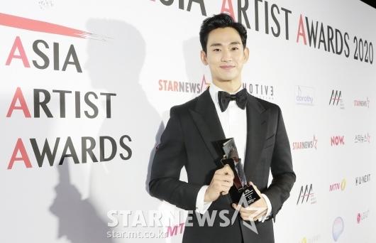 김수현 '조각미남'[★포토]